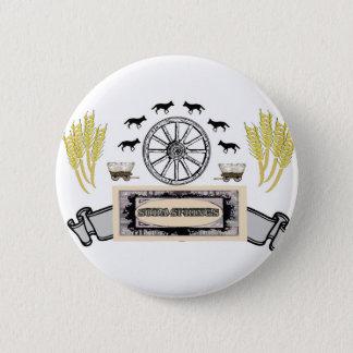 Pin's blé Soda Springs de roue