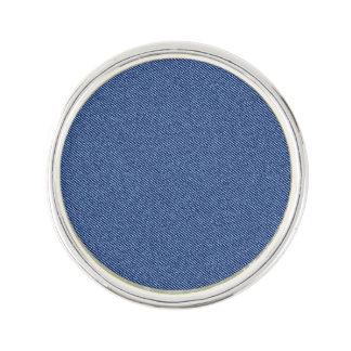 Pin's Blues-jean fraîches de denim