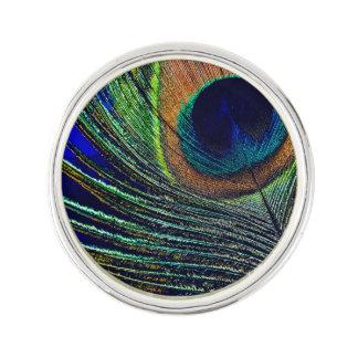 Pin's Bohémien de plume de Peacocok