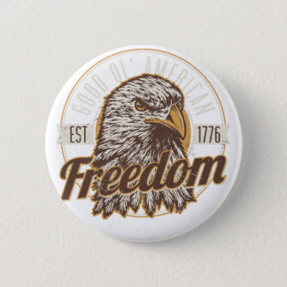 Pin's Bonne liberté américaine d'Ol (cru)