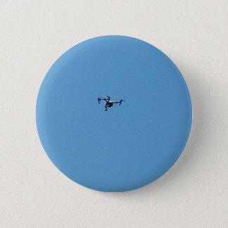 Pin's Bourdon de Hoovering contre la simplicité de ciel