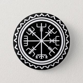 Pin's Boussole nautique de Viking Vegvisir