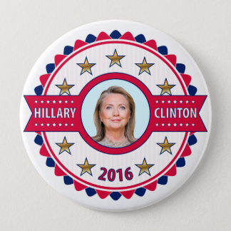 Pin's Bouton 2016 de campagne de reconstitution