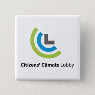 Pin's Bouton carré de logo de CCL