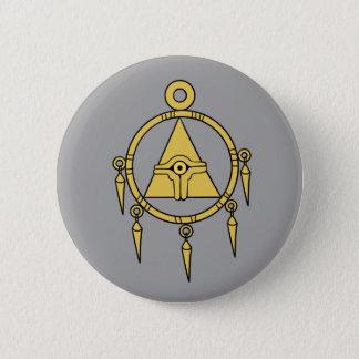 Pin's Bouton d'anneau de millénaire