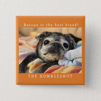 Pin's Bouton de Bumblesnot : La délivrance est la