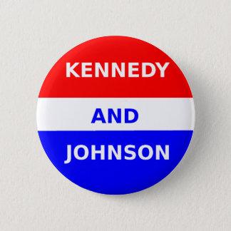Pin's Bouton de campagne de JFK 1960