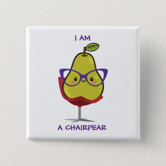Pin's Bouton de ChairPear