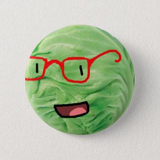 Pin's bouton de chou