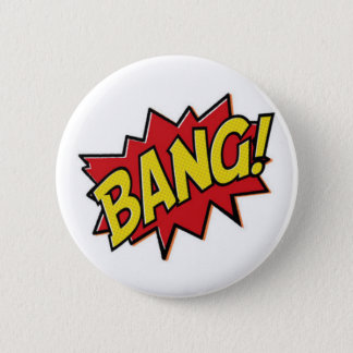 Pin's Bouton de coup de super héros de bandes dessinées