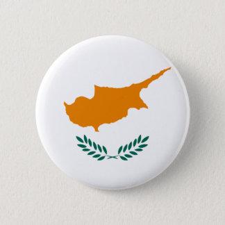 Pin's Bouton de drapeau de la Chypre