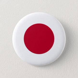 Pin's Bouton de drapeau du Japon