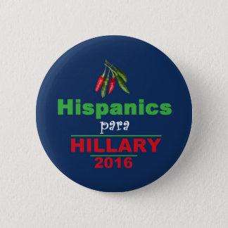 Pin's Bouton de Hillary 2016
