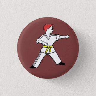 Pin's Bouton de Karate Kid 11