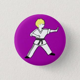 Pin's Bouton de Karate Kid 7