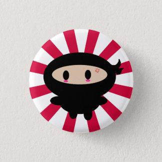 Pin's Bouton de Kawaii Ninja
