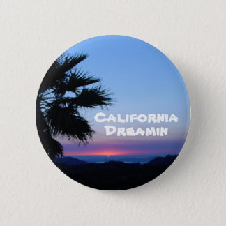 Pin's Bouton de la Californie Dreamin