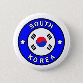 Pin's Bouton de la Corée du Sud