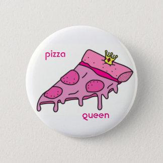 Pin's Bouton de la Reine de pizza