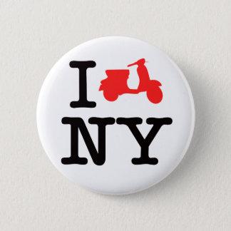 Pin's Bouton de logo de NYCS
