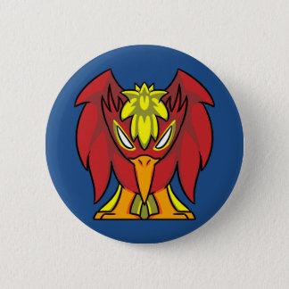 Pin's Bouton de Phoenix