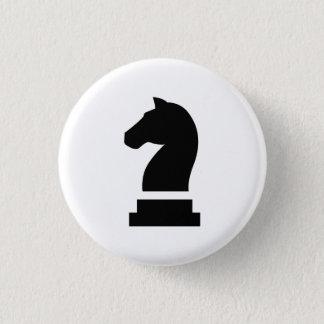 "Pin's Bouton de pictogramme de ""chevalier"""