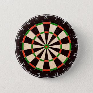 Pin's Bouton de Pin d'insigne de cible