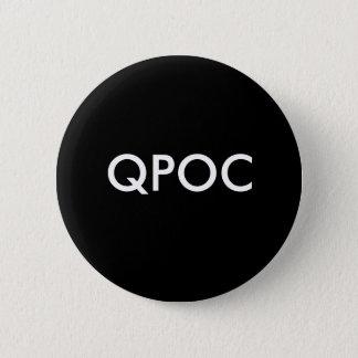Pin's Bouton de QPOC