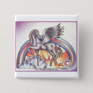 Pin's Bouton de Quantum Pegasus