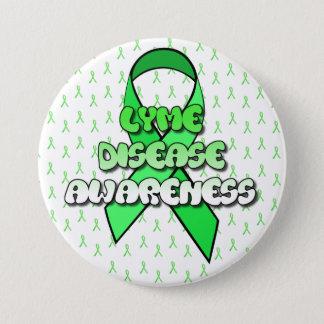 Pin's Bouton de ruban de conscience de la maladie de