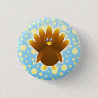 Pin's bouton de thanksgiving