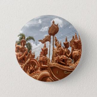 Pin's Bouton de voyage de festival de bougie d'Ubon