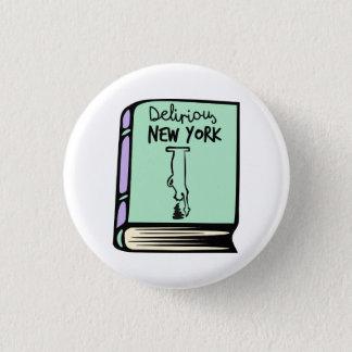 Pin's Bouton délirant de livre de Rem Koolhaas New York