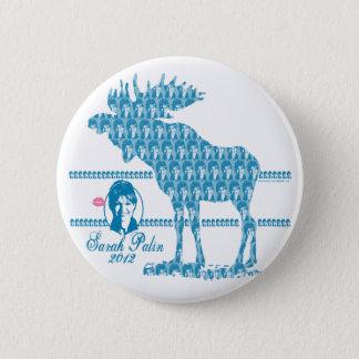 Pin's Bouton des orignaux 2012 de Palin