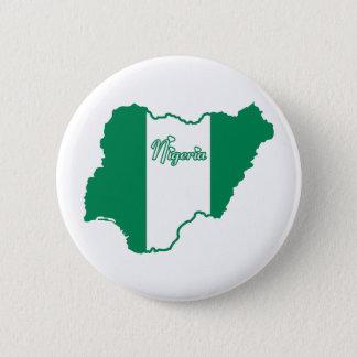 Pin's Bouton du Nigéria