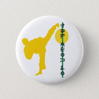 Pin's Bouton du Taekwondo