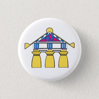 Pin's Bouton éclectique de Chambres de Robert Venturi (1