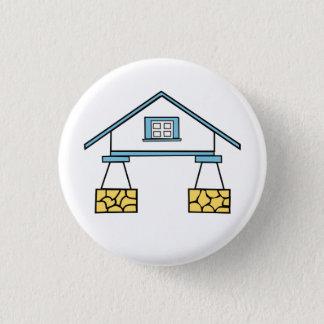 Pin's Bouton éclectique de Chambres de Robert Venturi (5