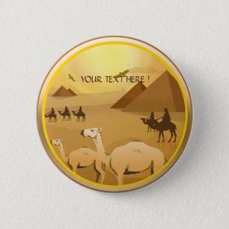 Pin's Bouton égyptien d'aventure