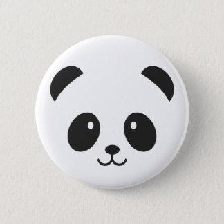 Pin's Bouton mignon et câlin de Pin de panda