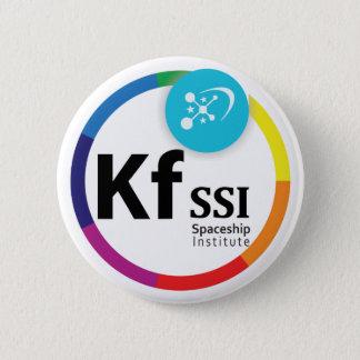 Pin's Bouton ON de logo de KFSSI