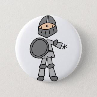 Pin's Bouton royal de chevalier