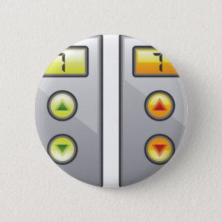 Pin's Boutons d'ascenseur