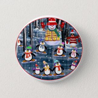 Pin's Boutons de pingouin
