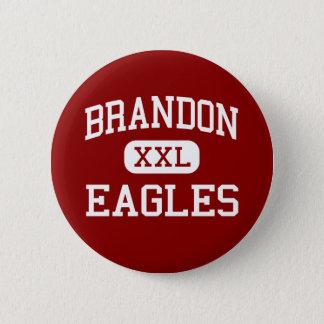 Pin's Brandon - Eagles - lycée - Brandon la Floride