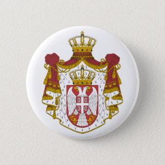 Pin's Bras serbes de manteau