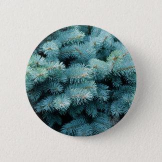 Pin's Bush bleu