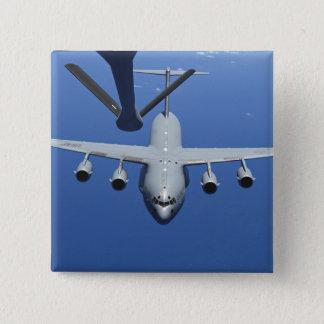 Pin's C.A. - 17 Globemaster III approche le boom