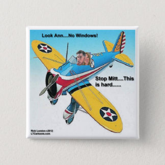 Pin's Cadeaux drôles et tee - shirt d'avion sans fenêtre