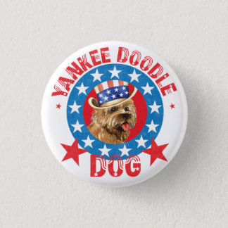 Pin's Cairn Terrier patriotique